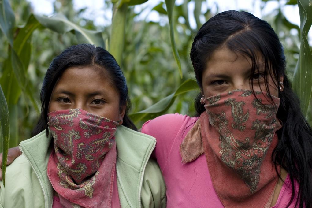 Women in the Zapatista movement