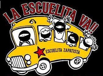 Logo Zapatista Escuelita