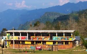 Zapatista school