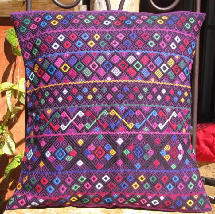 Zapatista pillowcase