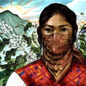 an-attack-on-us-all is the campaign to defend peace in Zapatista Chiapas, Mexico
